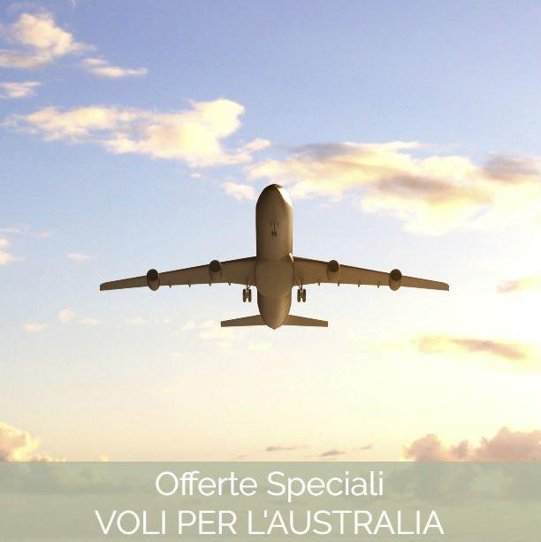 Offerte Speciali Voli per l'Australia