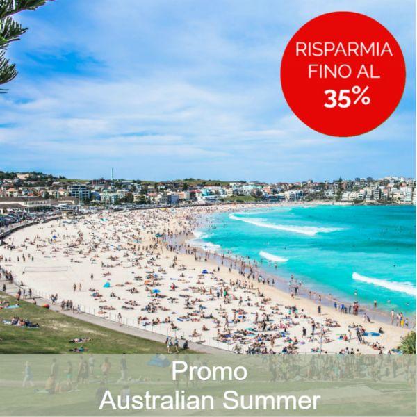 PROMO Australian Summer