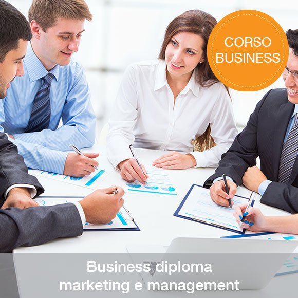 Corso di Business Marketing and Management