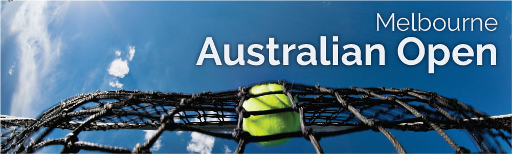 Australian Open di Melbourne