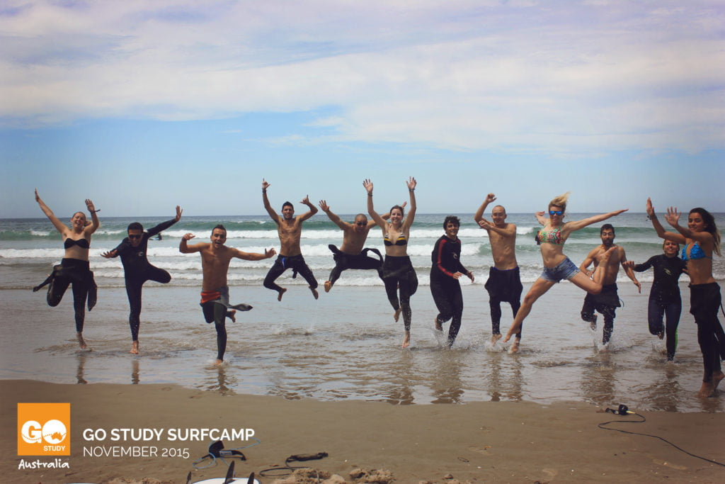 Go Study Surf Camp