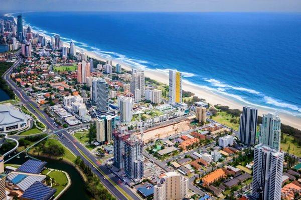 Gold Coast città