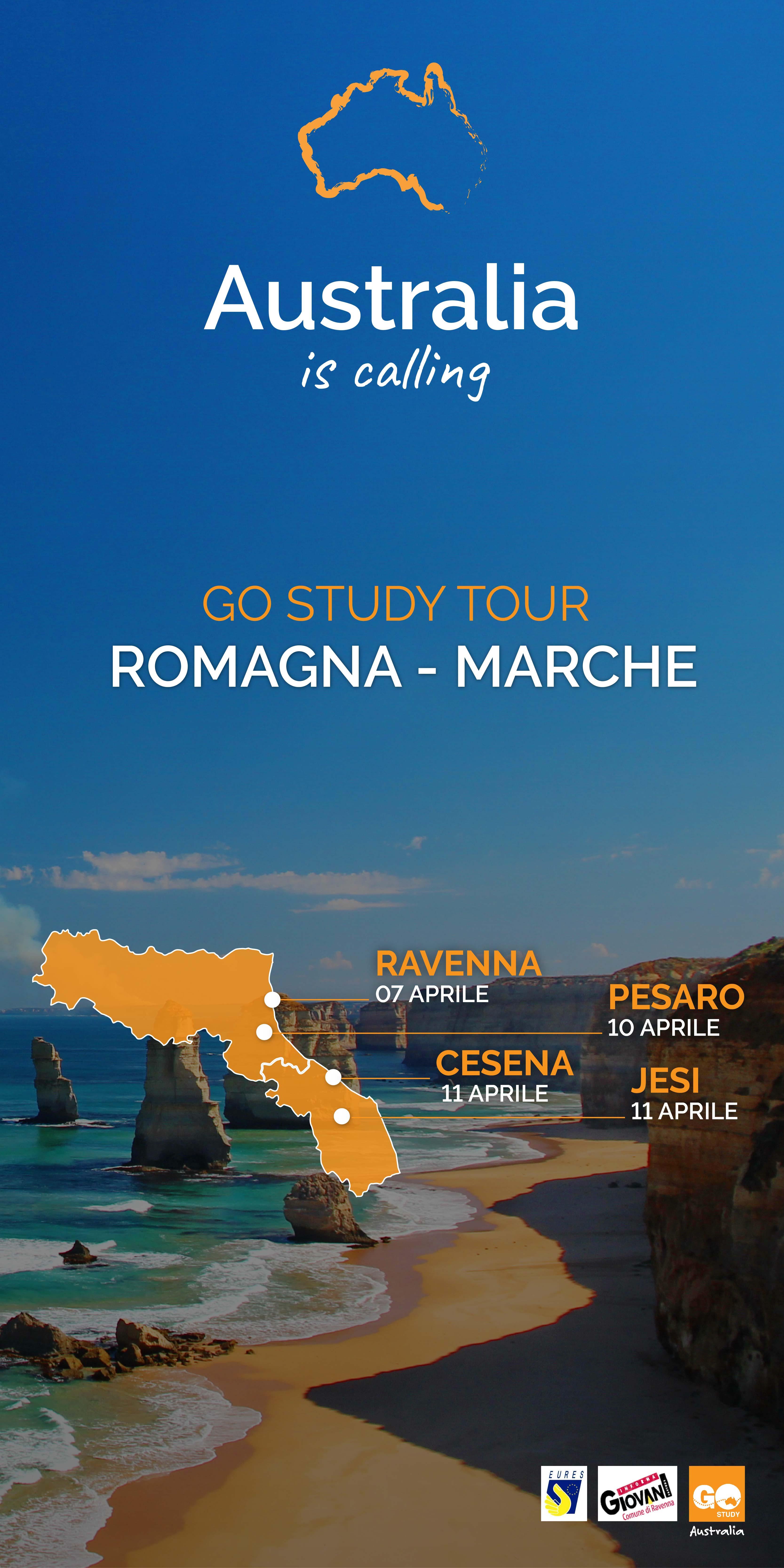 Go Study Tour Romagna - Marche