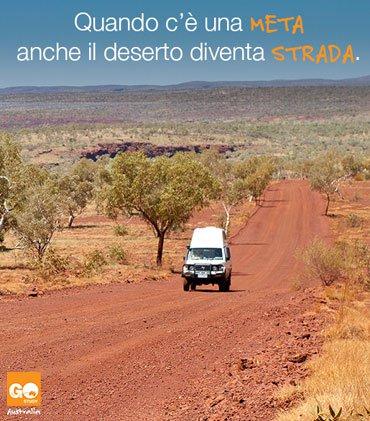 Esperienza italiana in australia