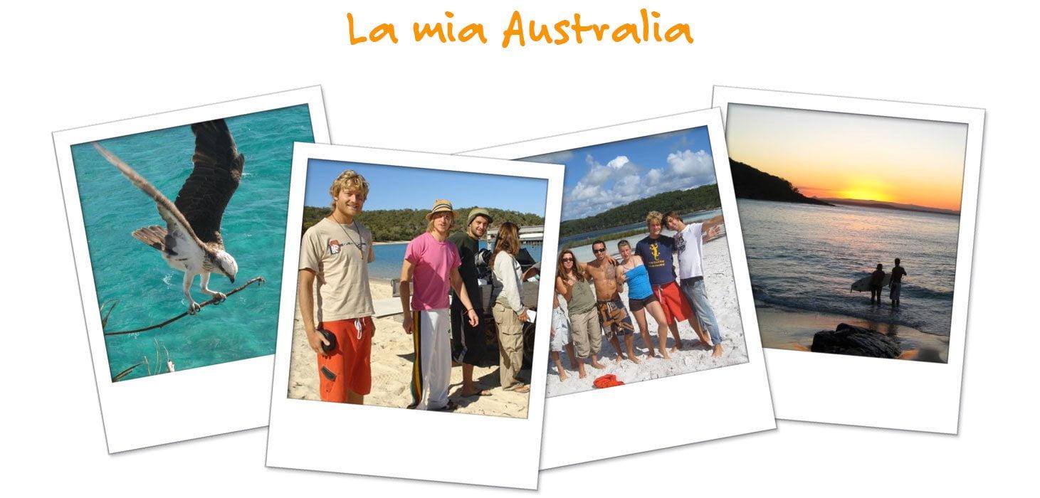 L'esperienza di Jacopo in Australia