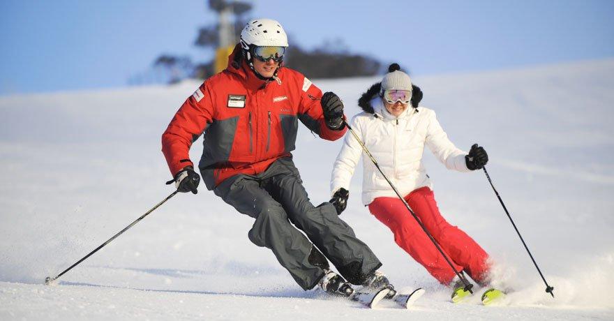 Lavorare nelle piste da sci in Australia