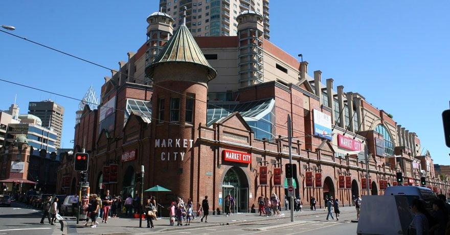 Mercato di Sydney