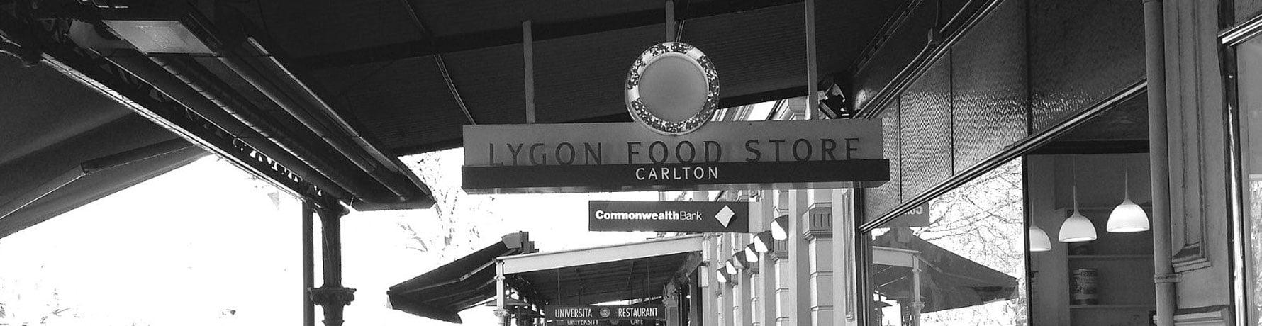 Lygon Street - Quartiere italiano Melbourne