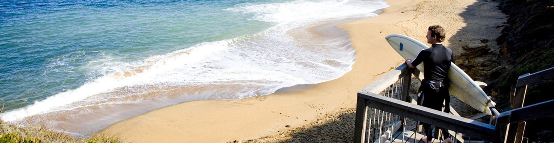 Migliori spiagge per fare surf Queensland