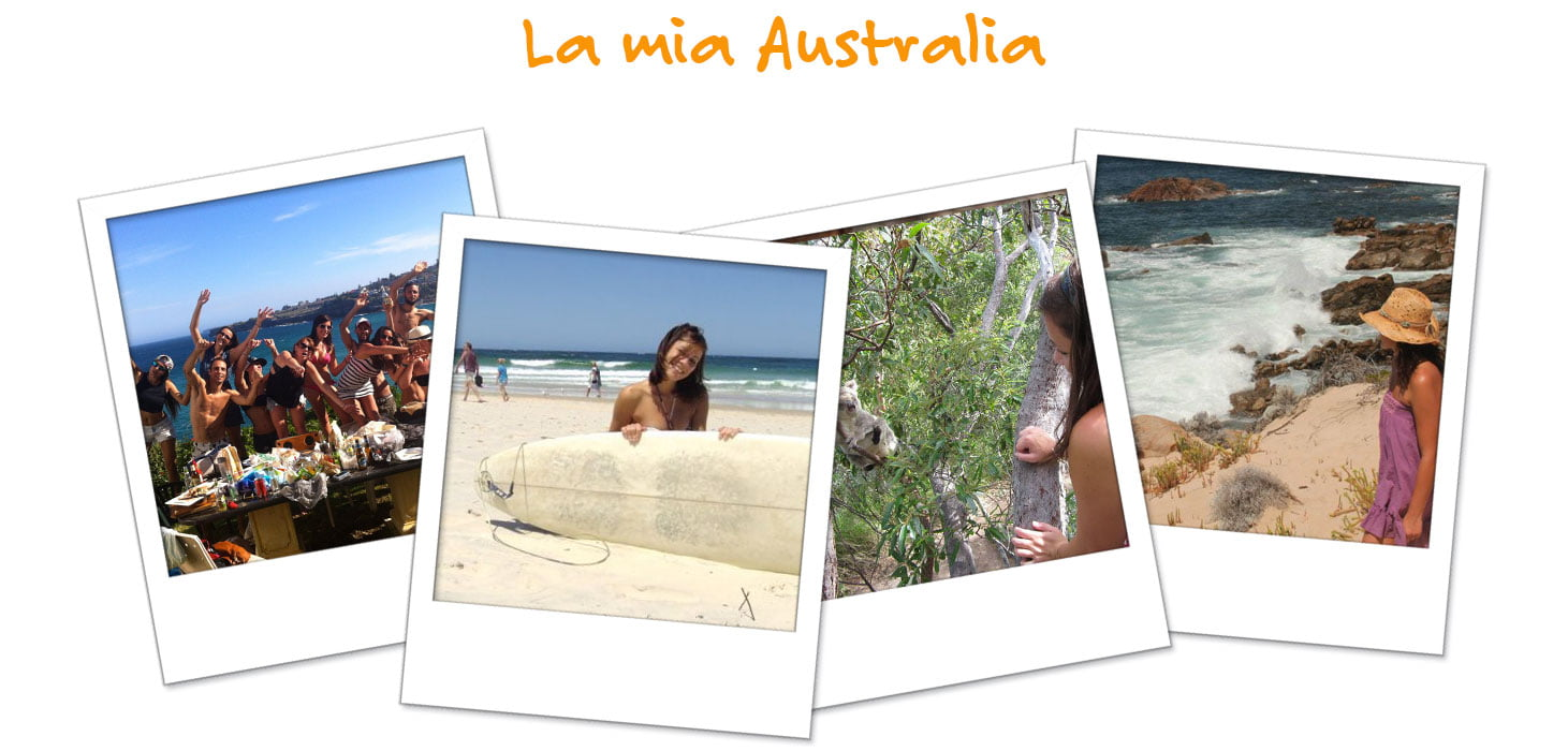 Le foto dell'avventura di Paola in Australia