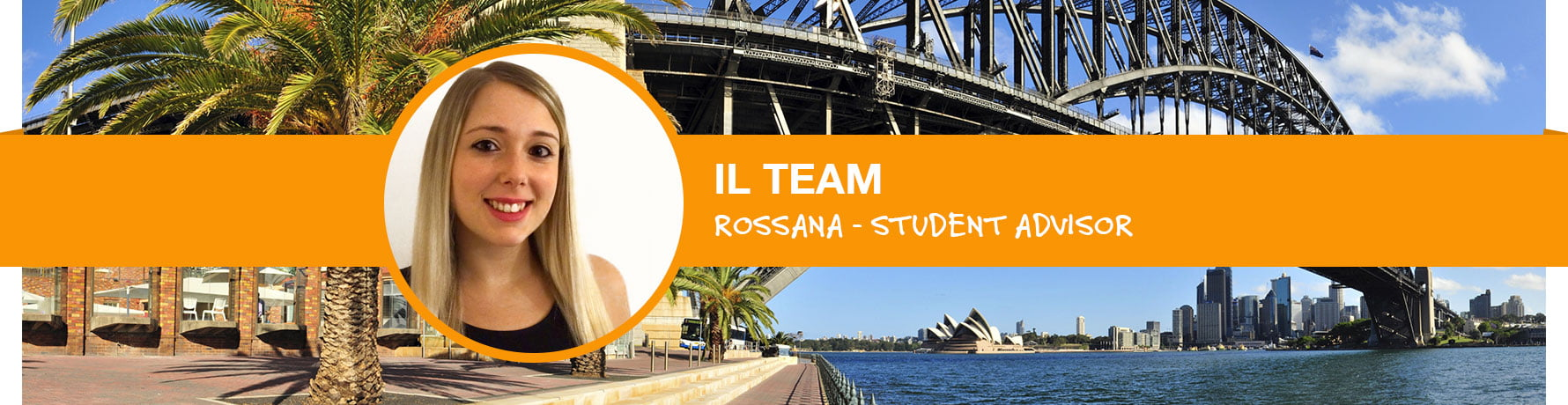 La storia di Ester - Student Advisor Go Study Australia - Ufficio di Sydney