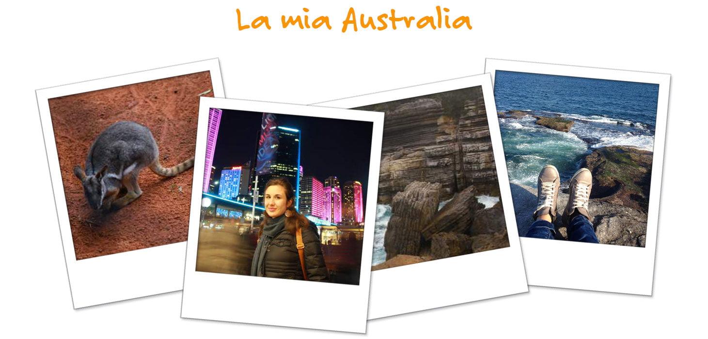 Le foto dell'avventura di Ester in Australia