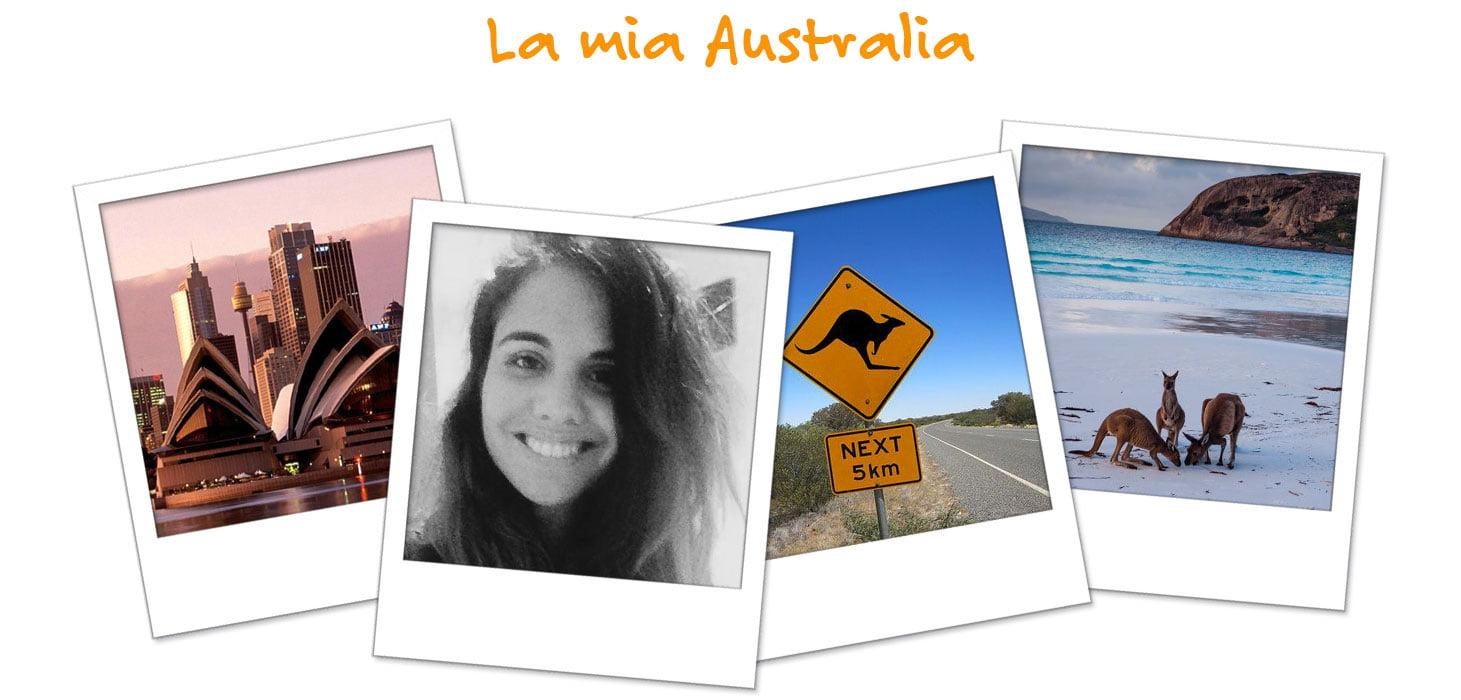 Le foto dell'avventura di Orsola in Australia