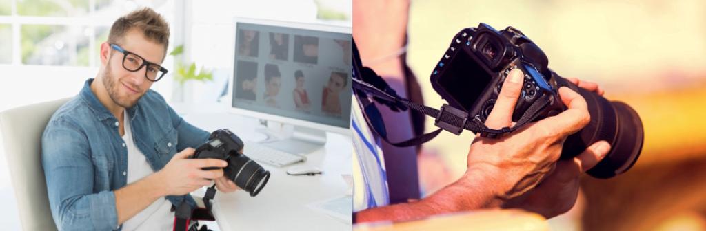 fotografo videomaker
