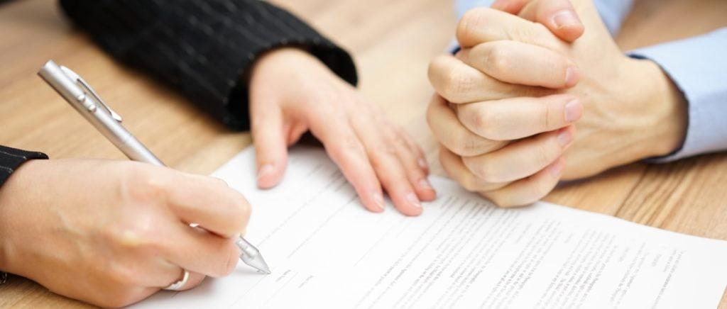 I termini del contratto di lavoro