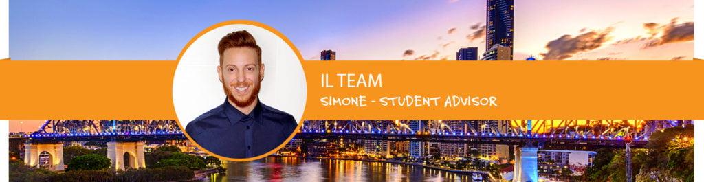 La storia di Simone in Australia - Team Roma