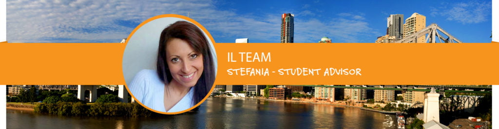 La storia di Stefania in Australia - Team Brisbane