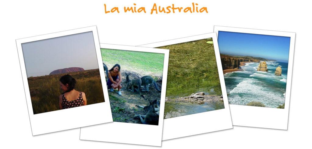 Le fotografie dell'avventura di Stefania in Australia