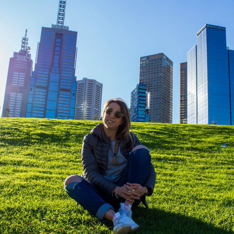 L'avventura di Giulia in Australia