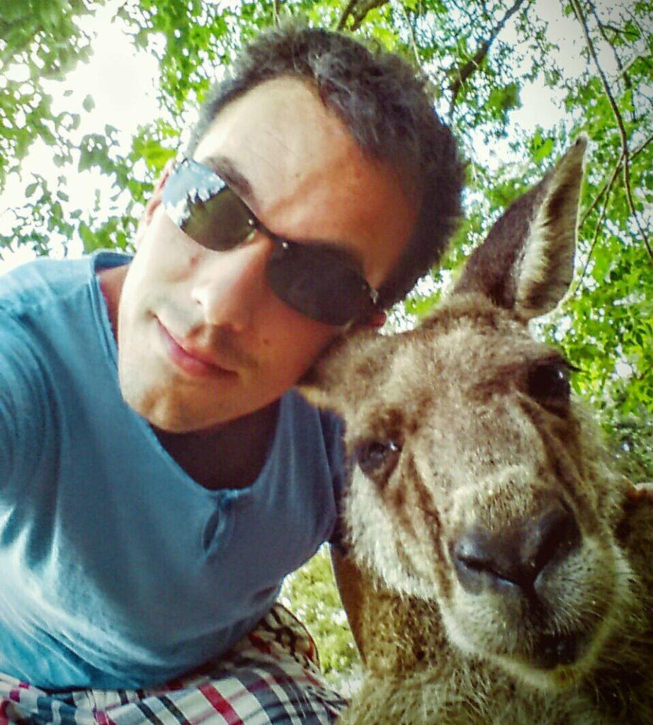 Cristian: in Australia per lavorare con gli animali