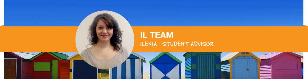 La storia di Ilenia in Australia - Team Melbourne