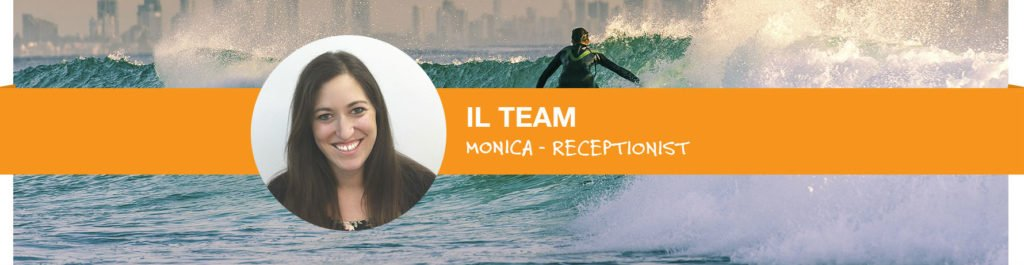 La storia di Monica in Australia - Team Sydney
