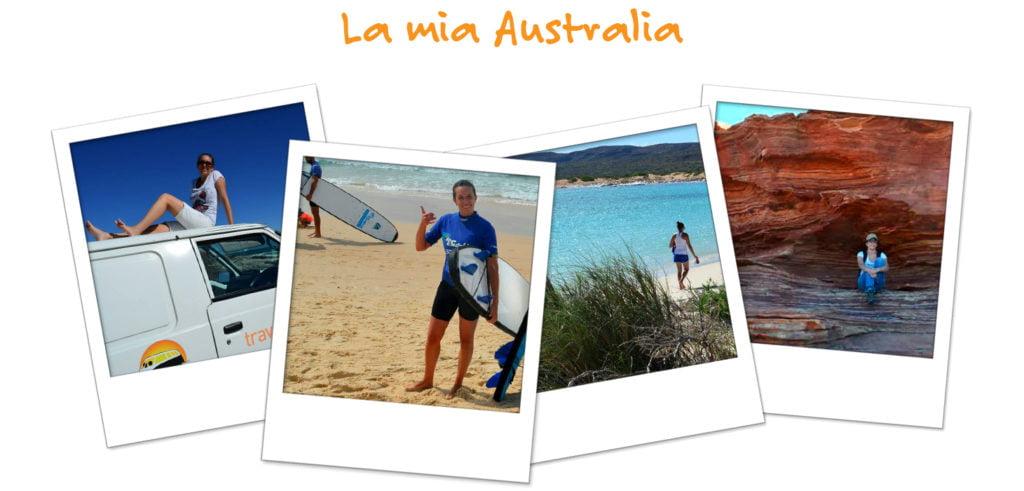 Le fotografie della vita di Lara in Australia