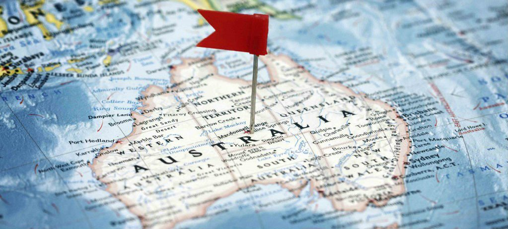 Tutti i nomi dell'Australia