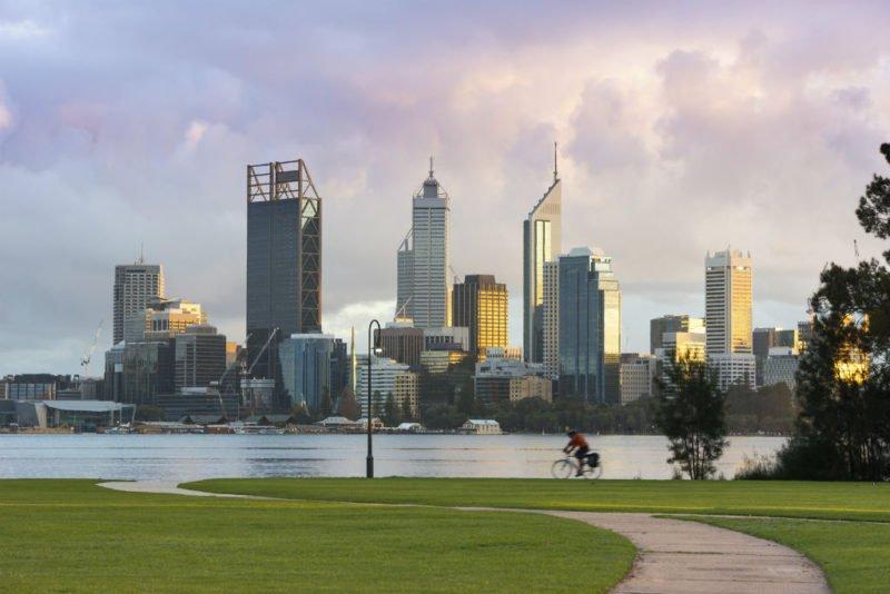 Muoversi a Perth