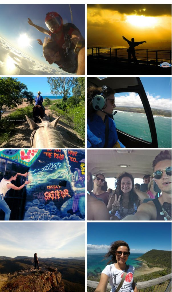 Le avventure di Arianna in Australia