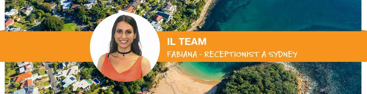La storia di Fabiana in Australia - Team Sydney