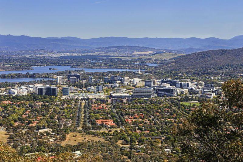 vivere a Canberra, capitale dell'Australia