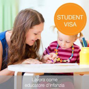 Scopri la nostra Offerta per diventare Educatore d'Infanzia