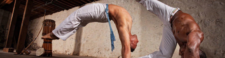 Lavorare e imparare la capoeira