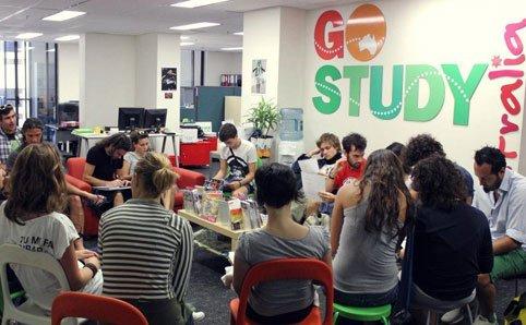 Australia con il supporto di Go Study Australia
