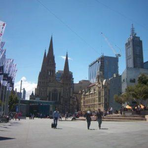 Lavorare a Melbourne