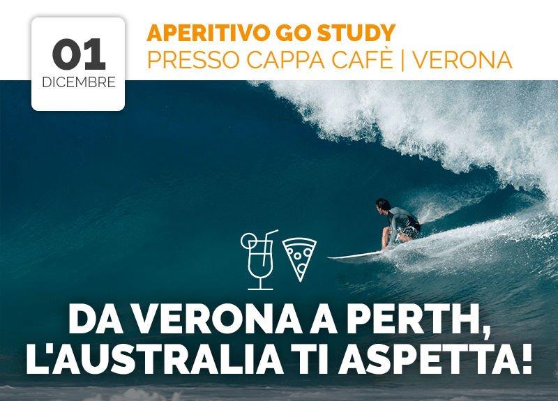 Da Verona a Perth l'Australia ti aspetta!