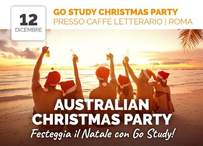 Australian Christmas Party a Roma