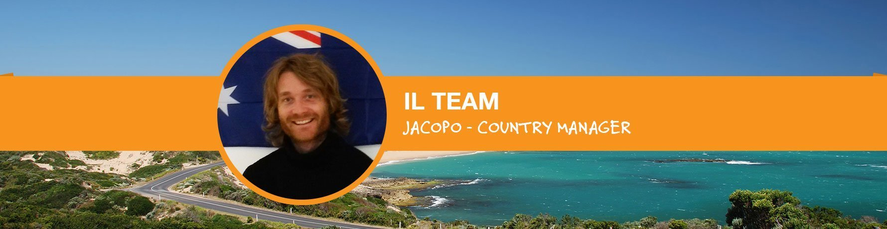 Il Team si presenta: Jacopo - Country Manager
