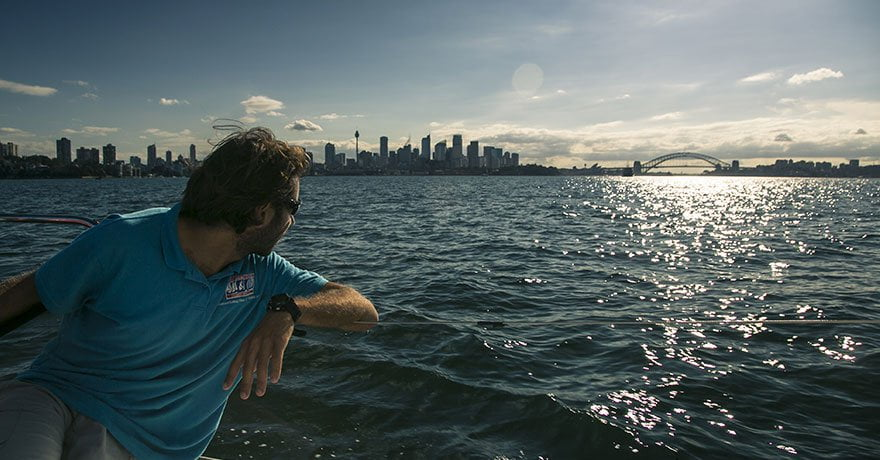 Italian dreamtime: Sydney