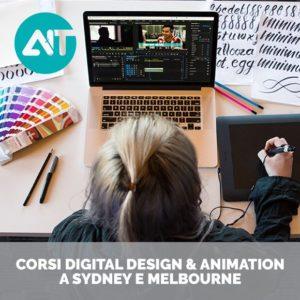 Offerta AIT - Corsi di Digital Design e Animation