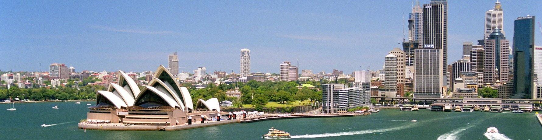Sydney, i luoghi più belli da visitare