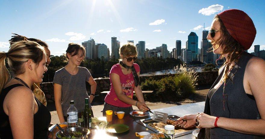 Case Tipiche Australiane : Le abitudini degli australiani go study