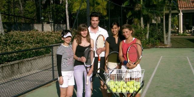 Vacanza studio + corso di tennis
