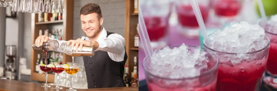 Barman in Australia