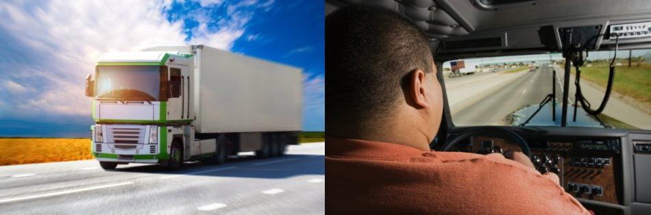 Camionista in Australia