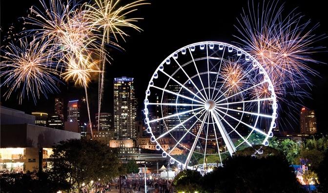 Capodanno a Brisbane