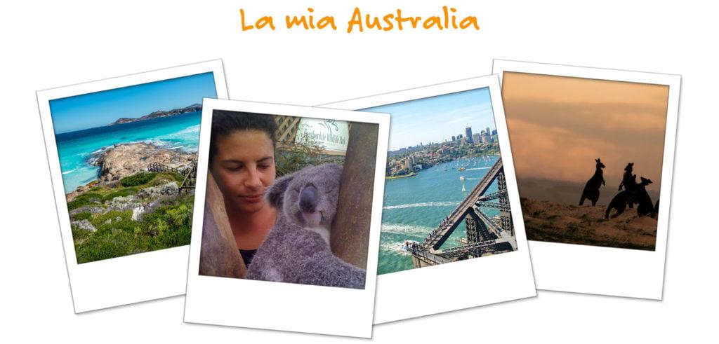 Le fotografie della vita di Lidia in Australia