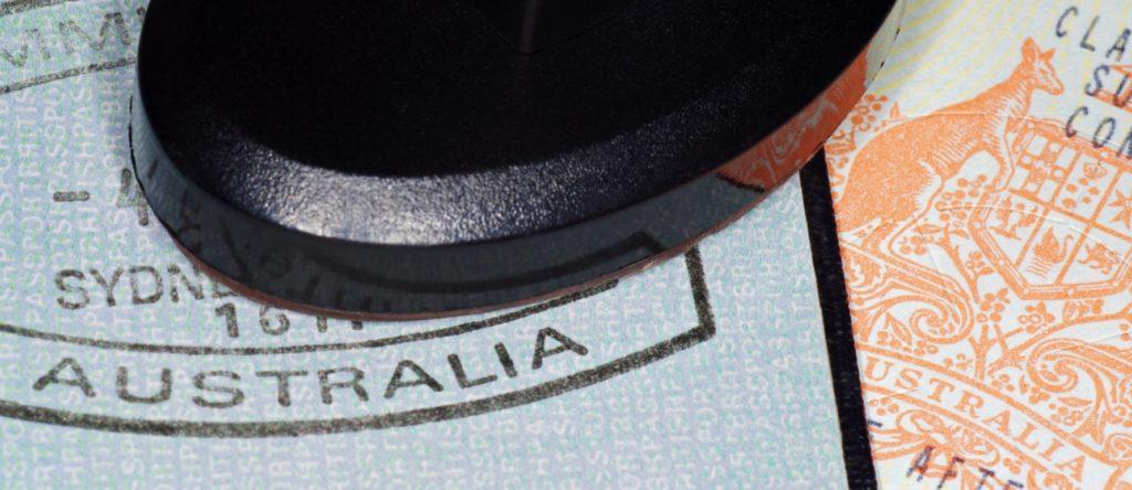 Tutti i numeri dei visti degli italiani in Australia