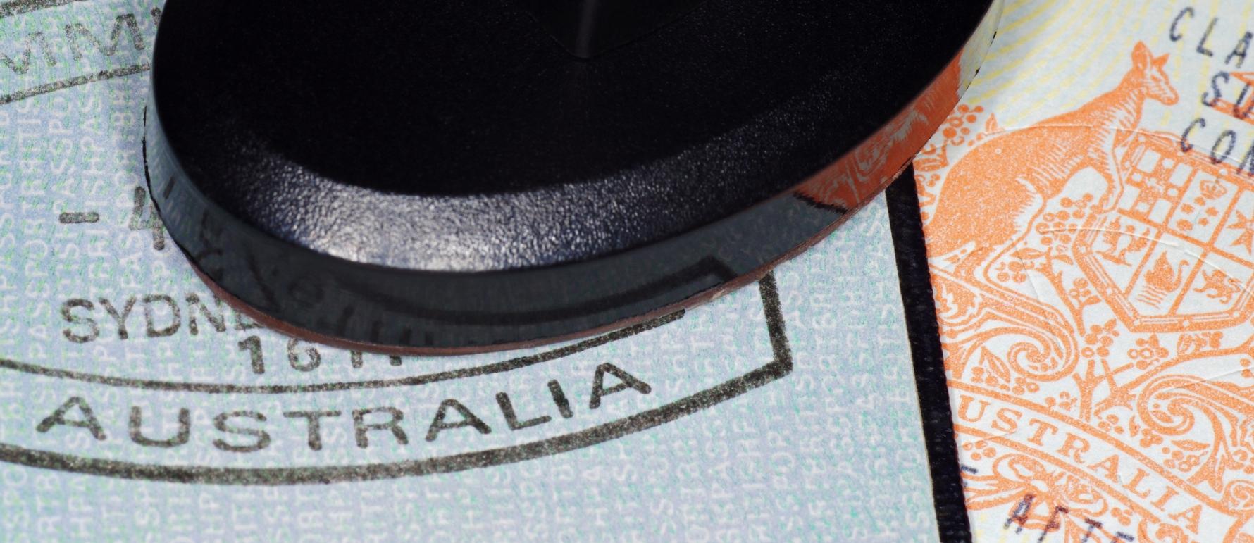 Italiani in australia ecco i dati sui visti for Numero dei parlamentari italiani